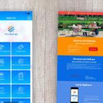DigiCare app och hemsida